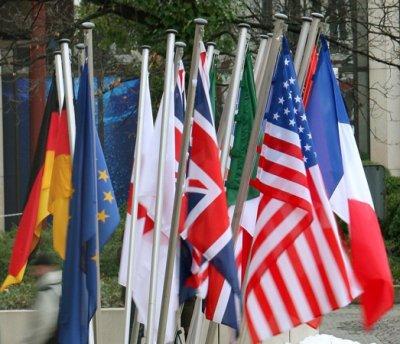 Группа семи (ведущих стран мира), «большая семерка» - G-7