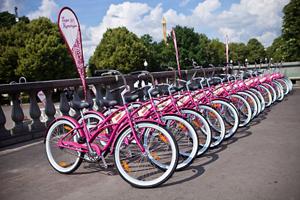 Бизнес-идея - прокат велосипедов