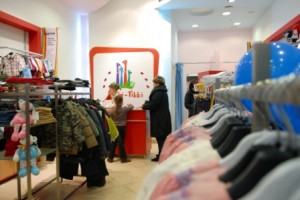 Как открыть свой магазин детской одежды?